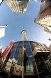 Calgary Tower Royalty Free Stock Photo