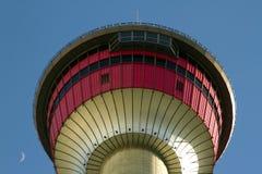Calgary Tower royalty free stock photography