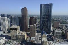 Calgary view Royalty Free Stock Photo