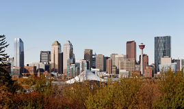 Calgary Royalty Free Stock Photography