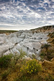 Calhan Paint Mines Archeological District located in Colorado Royalty Free Stock Image