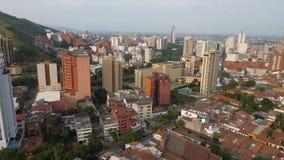 Cali Κολομβία απόθεμα βίντεο