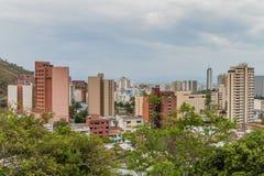 Cali in Colombia royalty-vrije stock foto