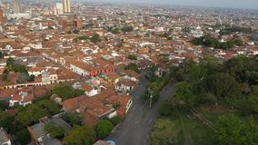 Cali Colombia stock video footage