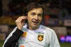 CALI - USAP vs Biarritz - French Top 14 Rugby Royalty Free Stock Image