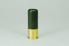Caliber 12. 12 gauge shotgun hunting ammunition Royalty Free Stock Photos