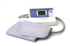 Calibrador de la presión arterial fotos de archivo
