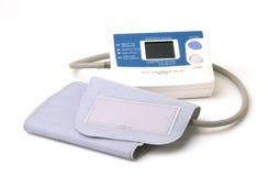 Calibrador de la presión arterial fotos de archivo libres de regalías