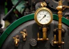 Calibrador de presión Foto de archivo