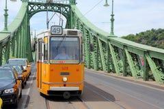 Calibratore per allineamento a Budapest Fotografia Stock