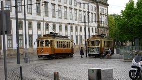 Calibratore per allineamento giallo di Lisbona Immagine Stock