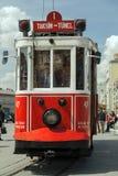 Calibratore per allineamento rosso dell'annata a Costantinopoli Fotografia Stock