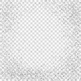 Calibre affligé d'effet de texture de recouvrement Vecteur d'ENV 10 Photographie stock libre de droits