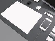 Calibre d'affaires de maquette Image libre de droits