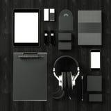 Calibre d'affaires de maquette De haute résolution Image stock