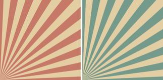 Calibre d'art de bruit de bande dessinée de fond de vintage pour exprimer l'effet sonore, bulle comique de la parole Calibre de v Image stock