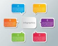 Calibre d'Infographic illustration libre de droits