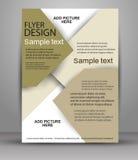 Calibre d'insecte d'affaires ou conception d'entreprise de bannière Images libres de droits