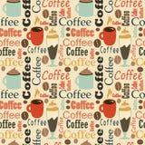 Calibre d'insecte de pause-café Tract, bannières, invitation, broch illustration libre de droits