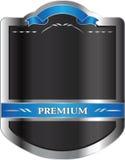 Calibre de bannière de label ou d'élément de conception d'emballage Photos stock