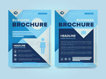 Calibre de brochure d'affaires Image stock