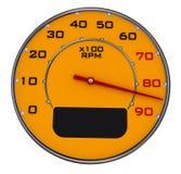 Calibre de carro Fotografia de Stock