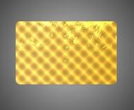 Calibre de carte de /Business de cadeau/remise. Modèle Image stock