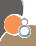 Calibre de disposition de conception Images libres de droits