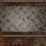Calibre de la plaque de métal Photo libre de droits