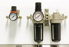 Calibre de pressão Imagem de Stock