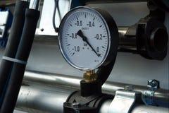 Calibre de pressão fotos de stock