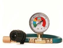 Calibre de pressão Imagens de Stock Royalty Free