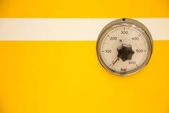 Calibre de pressão Fotografia de Stock