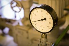 Calibre de pressão Fotografia de Stock Royalty Free