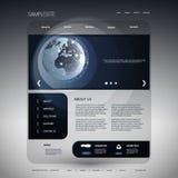 Calibre de site Web illustration de vecteur