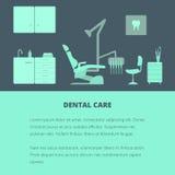 Calibre de soins dentaires Photos libres de droits