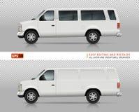 Calibre de vecteur de voitures de SUV Photographie stock libre de droits