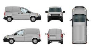Calibre de voiture de fret Image stock