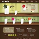 Calibre de Webstore Image libre de droits