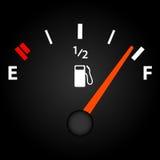 Calibre do gás Foto de Stock Royalty Free