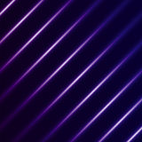 Calibre futuriste abstrait avec les lignes et le Li diagonaux droits Images stock