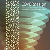 Calibre moderne abstrait de conception de places de vecteur illustration de vecteur