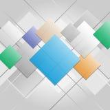 Calibre moderne de conception d'Infographics d'affaires canette illustration stock