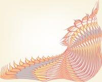 Calibre moderne de fond de vecteur Le liquide abstrait colore le fond illustration de vecteur