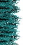 Calibre pelucheux d'arbre de Noël illustration stock