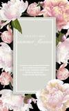 Calibre pour des cartes de voeux, décorations de mariage, ventes Photographie stock