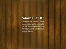 Calibre pour la conception avec le fond en bois Photo stock