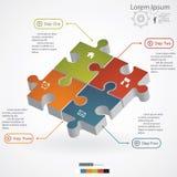 Calibre propre de bannières de nombre de conception. Image libre de droits