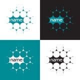 Logo de la Science illustration de vecteur