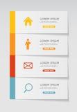 Calibres d'Infographic pour le vecteur d'affaires illustration de vecteur